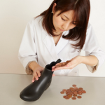 10円玉靴消臭